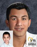 Ebrahim Bozorgi age-progression