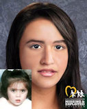 Monserrat Rivera-Romero age-progression