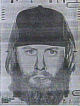 Male suspect sketch