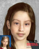 Maria Vizcaino Maldonado age-progression